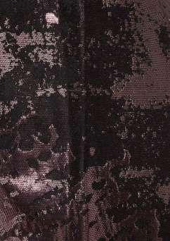 BASH PANTS JET BLACK PINK_D